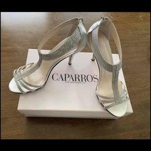Caparros Wedding Heels size 7